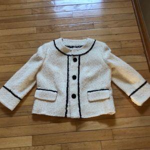 Milly crop jacket
